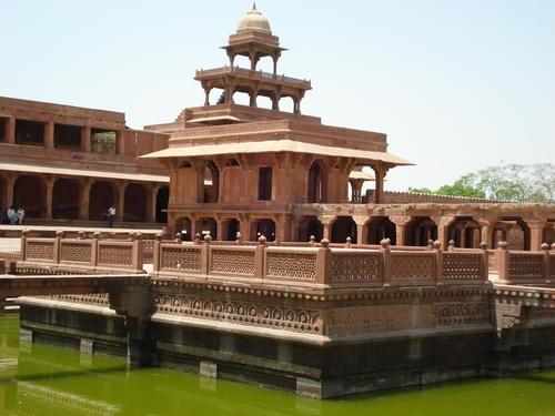 città abbandonata India