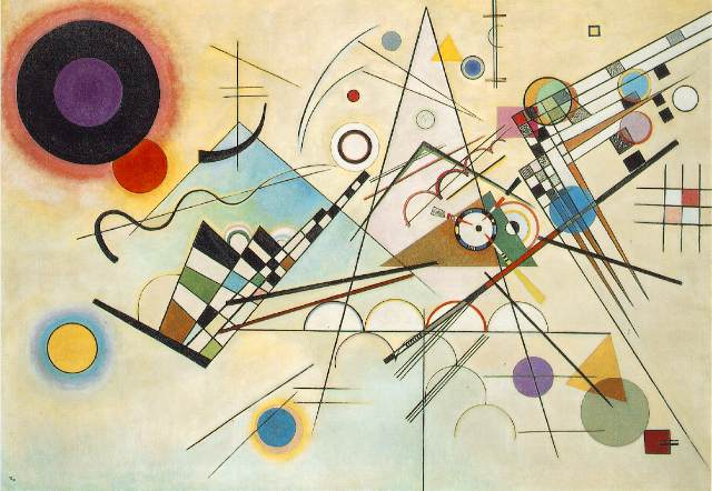 Composizione8 V. Kandinskij