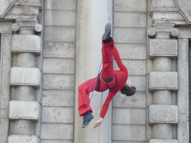 danza climbing